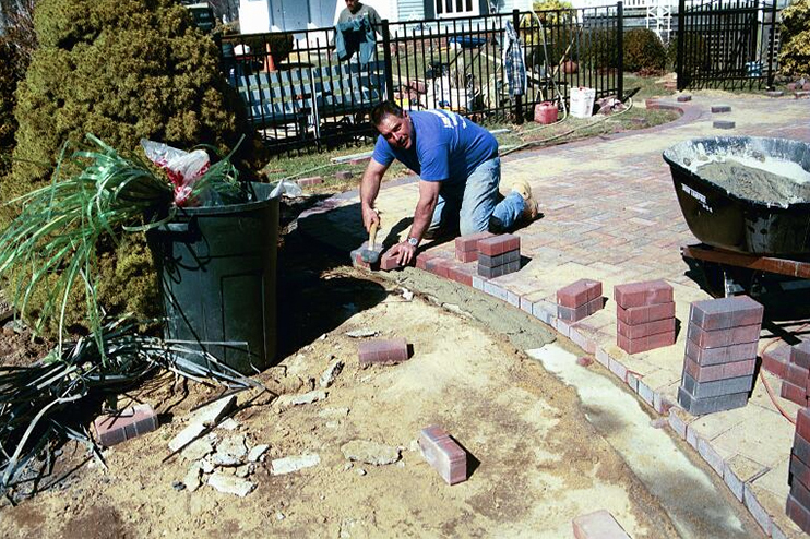 Ronkonkoma Brick Repair