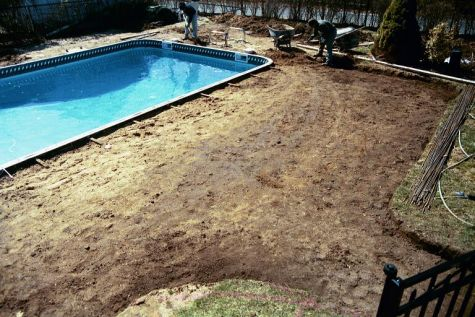 NY long island Pool Hardscapes