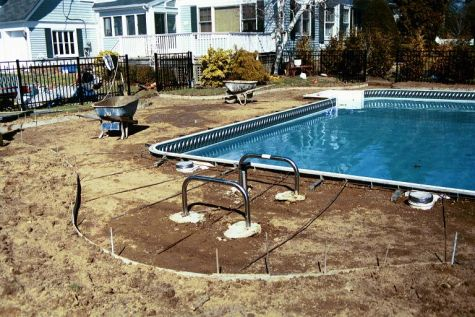 LI suffolk county Poolscaping
