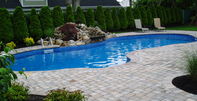 Li poolscape long island pool services port jefferson for Pool design long island
