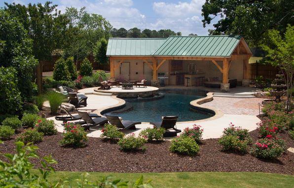 backard makeover - LI Backyard Repair Ronkonkoma Landscaping Suffolk County Miller