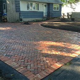 manorville driveway pavers