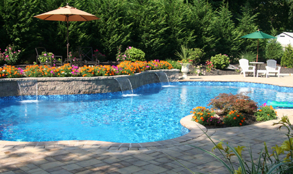 Backyard Makeover Services from LI Poolscapes