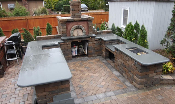 Outdoor Kitchens from Long Island Poolscapes