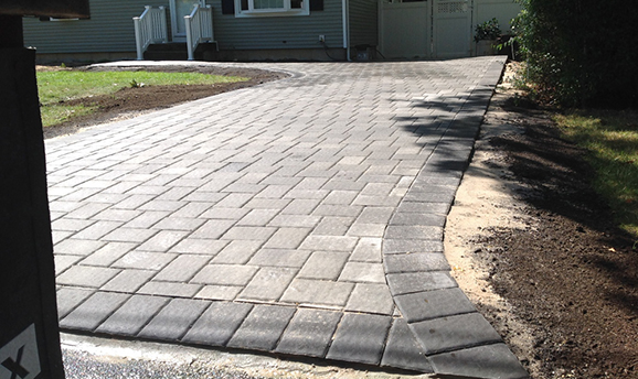 Driveway Pavers from Long Island Poolscapes
