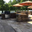 holbrook outdoor kitchen