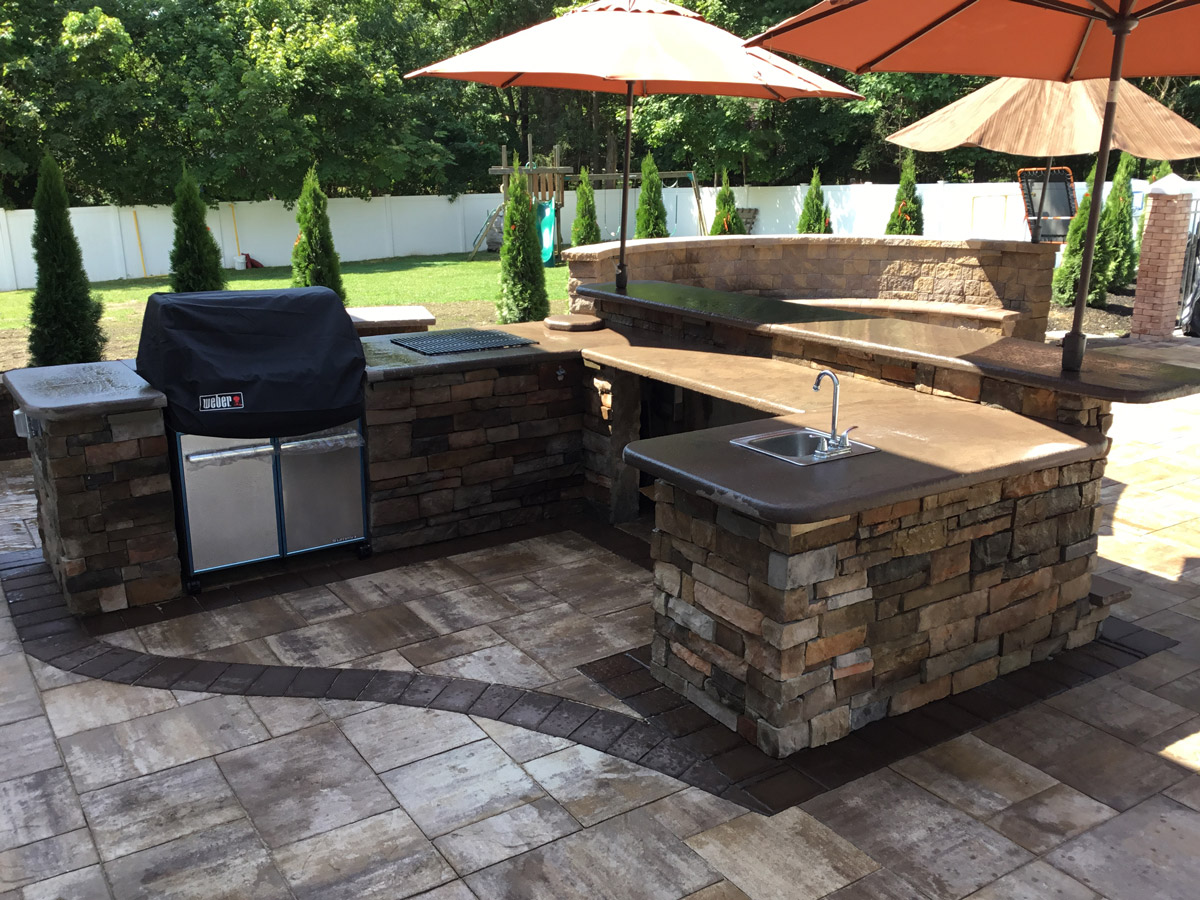 Outdoor Kitchen Gallery Patio Covers Design Ideas Miami Outdoor Kitchen Traditional Patio Miami