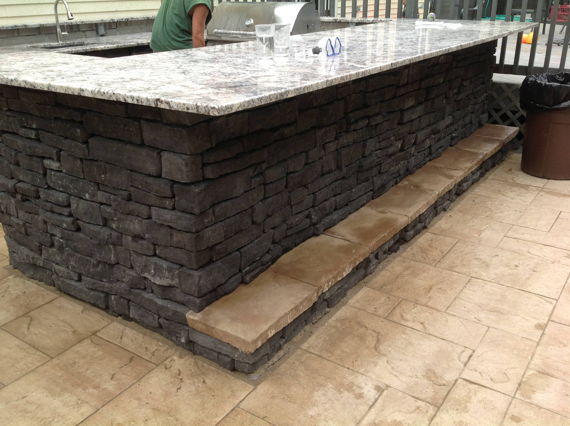 Cultured Stone Paving in Suffolk County | Long Island
