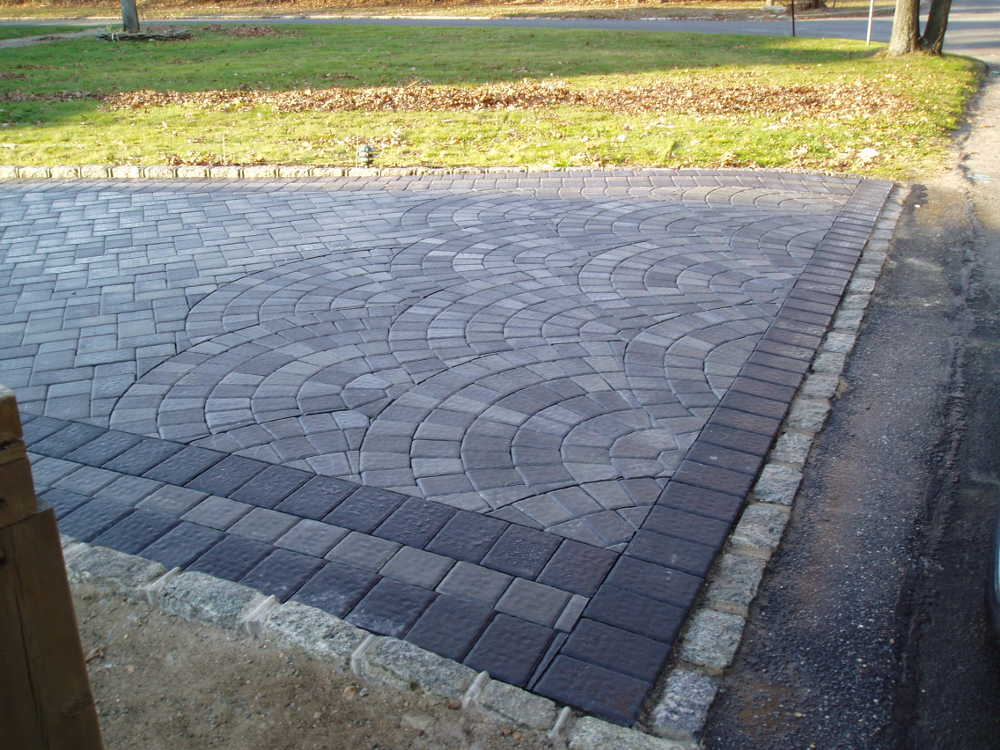 Driveway Concrete Pavers In Long Island Suffolk County