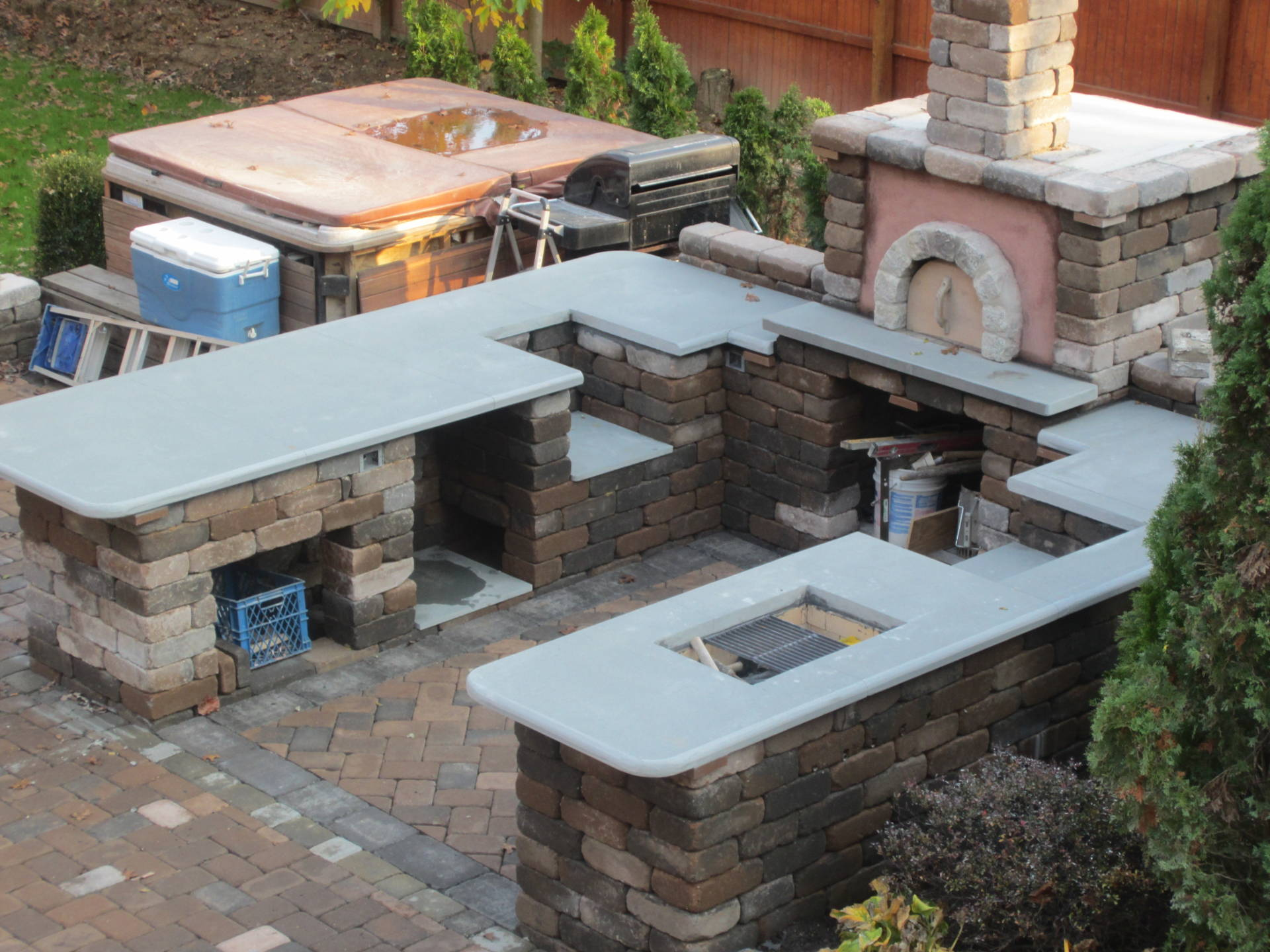 LI Outdoor Kitchen | Ronkonkoma Brick Oven | Holbrook NY Long Island ...