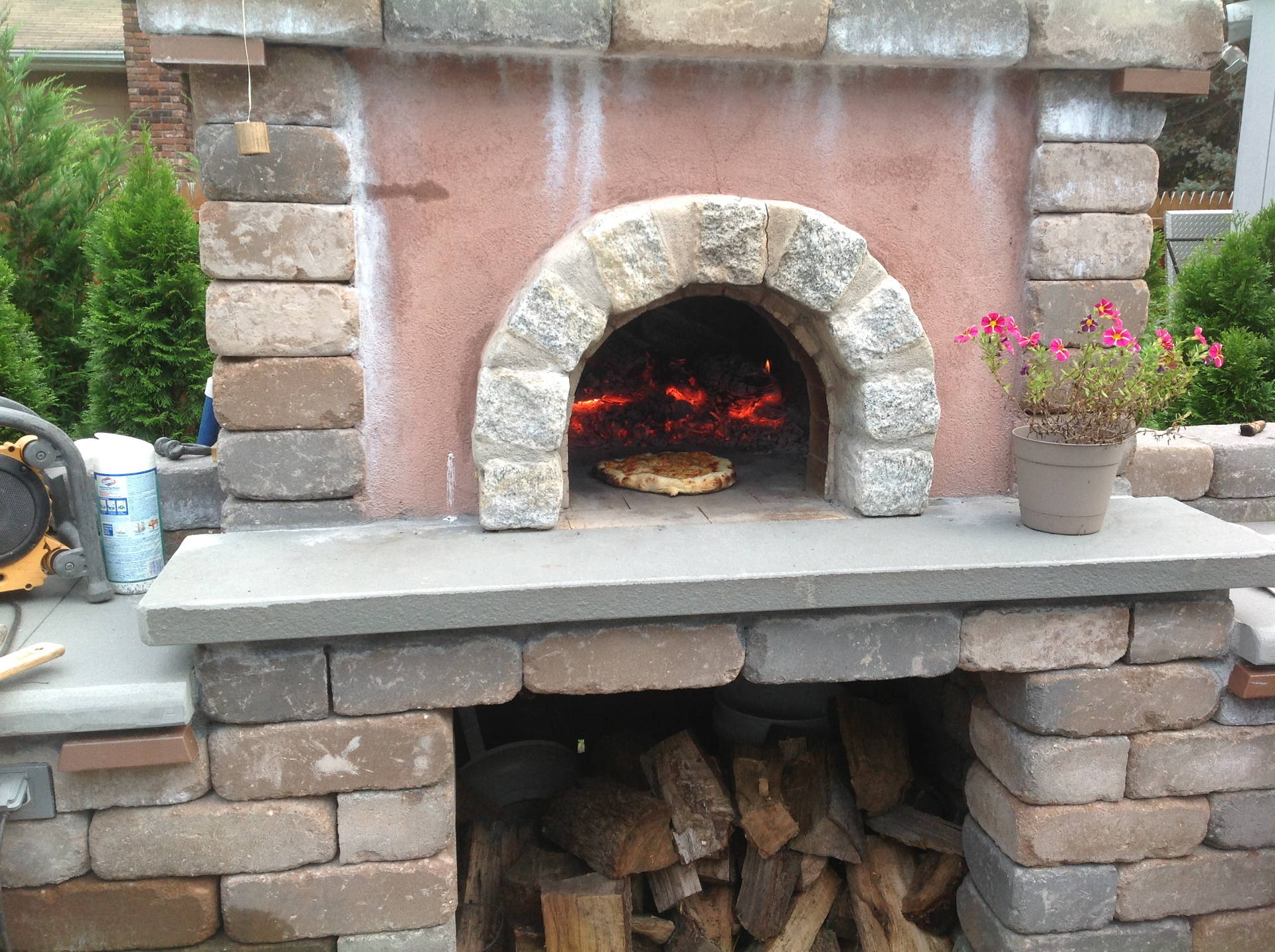 li outdoor kitchen ronkonkoma brick oven holbrook ny long